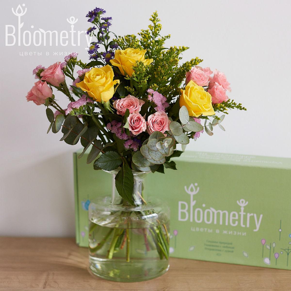 Bloometry Box «Конфетный вкус» фото