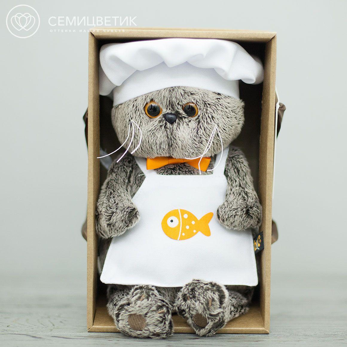 Басик шеф-повар фото