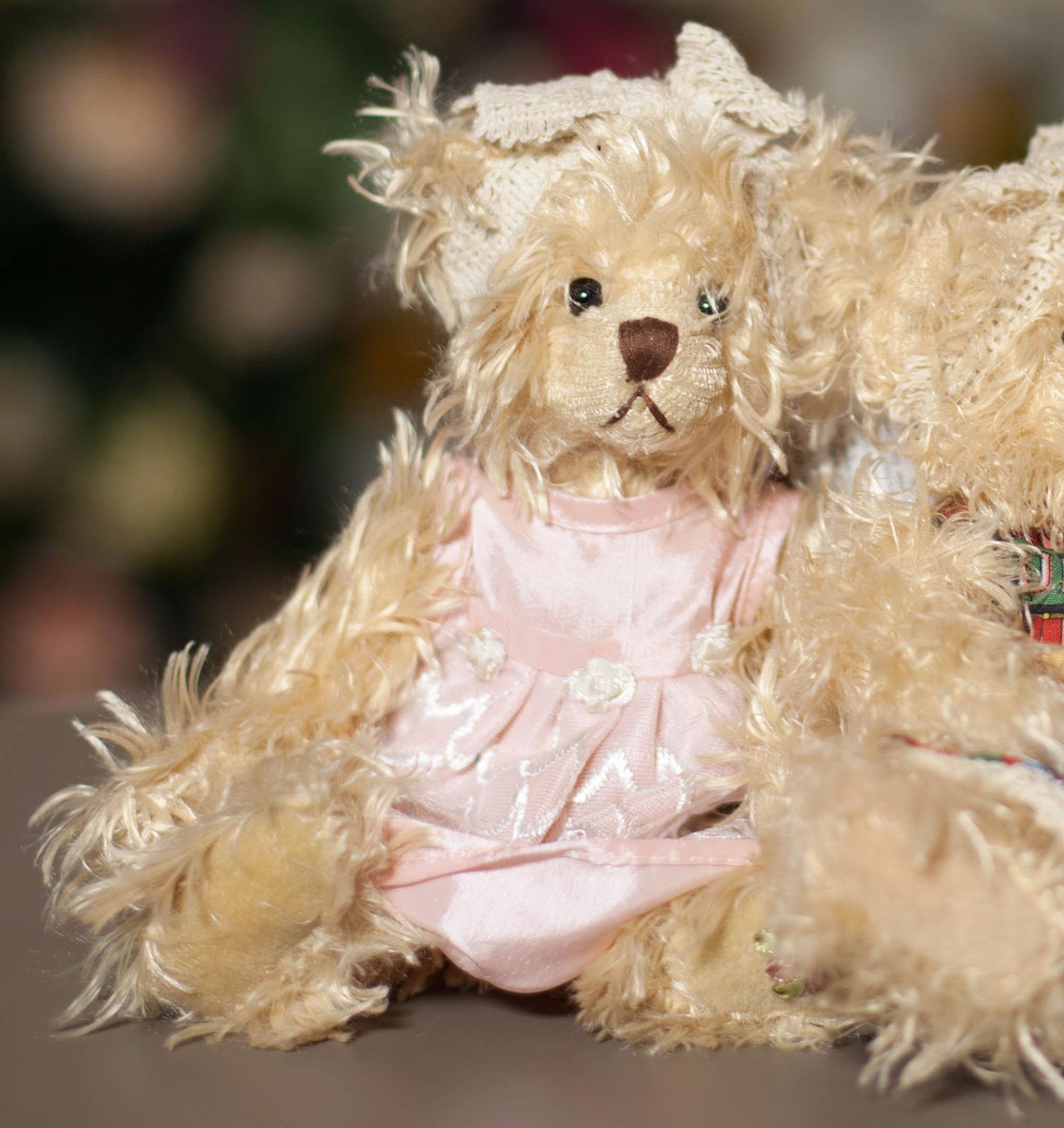 Медведь Коллин 20 см фото