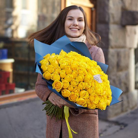 Что обозначает желтый цвет цветов