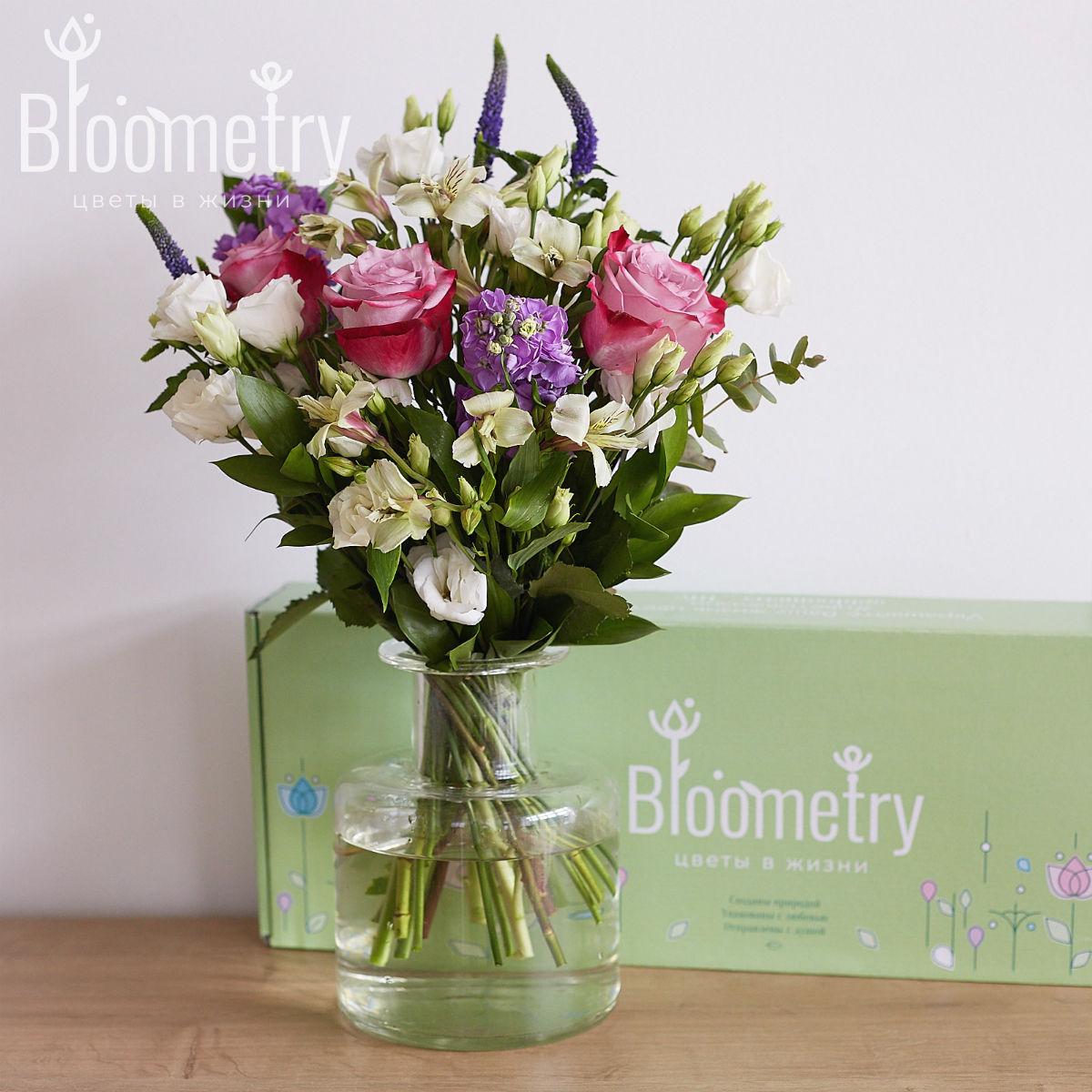 Bloometry Box «В стране чудес» фото