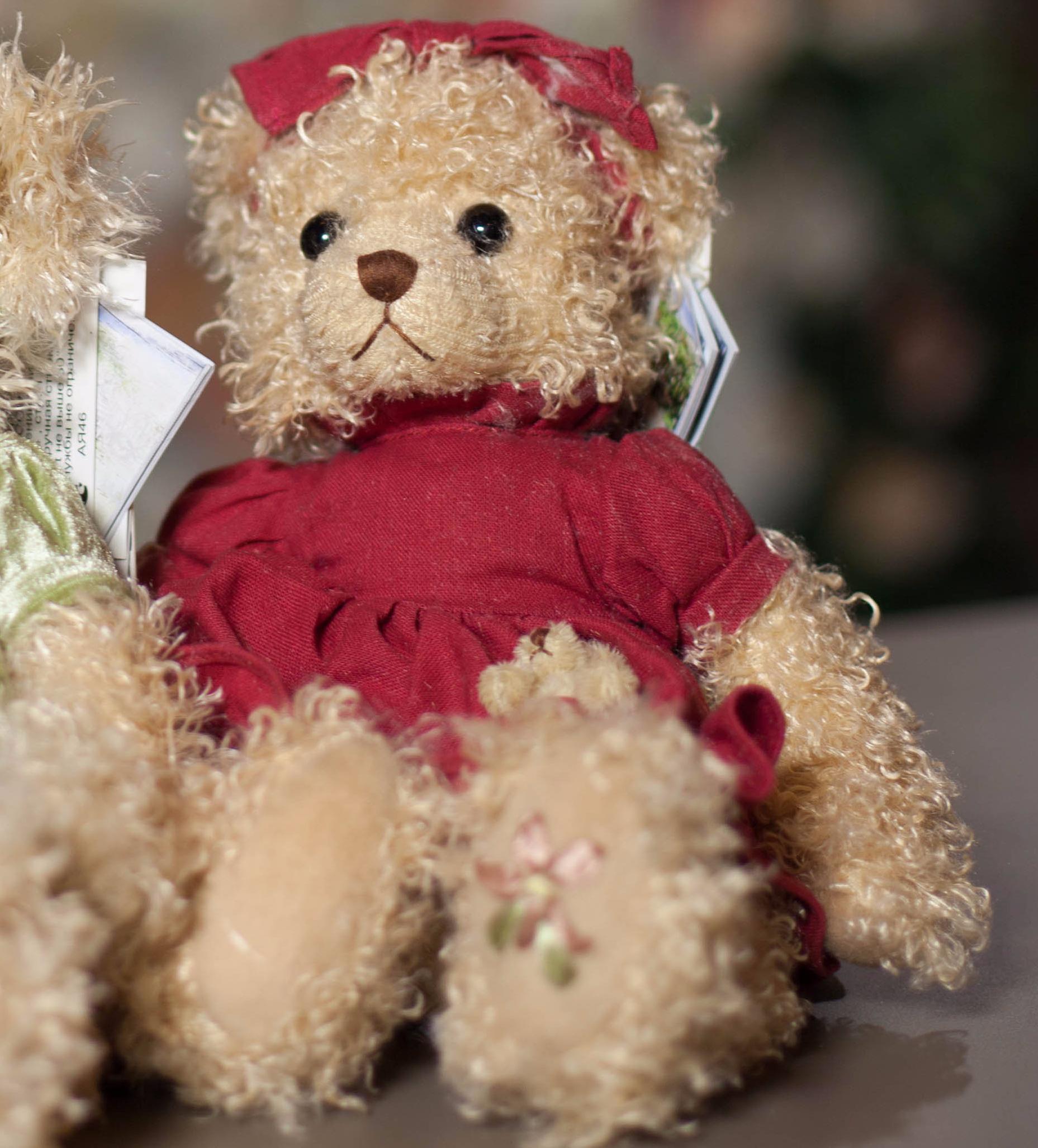 Медведь Карен 25 см фото