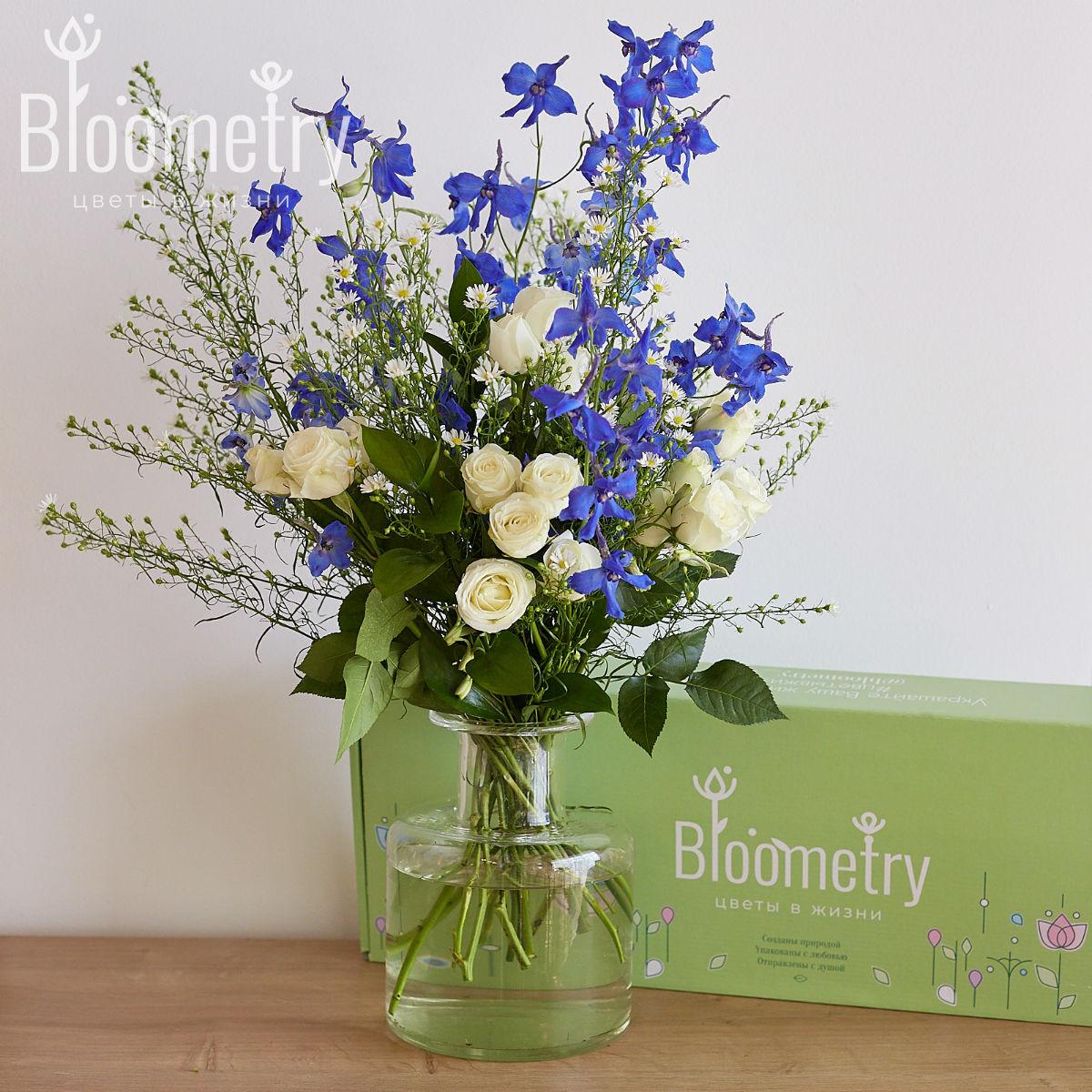 Bloometry Box «Морская пена» фото