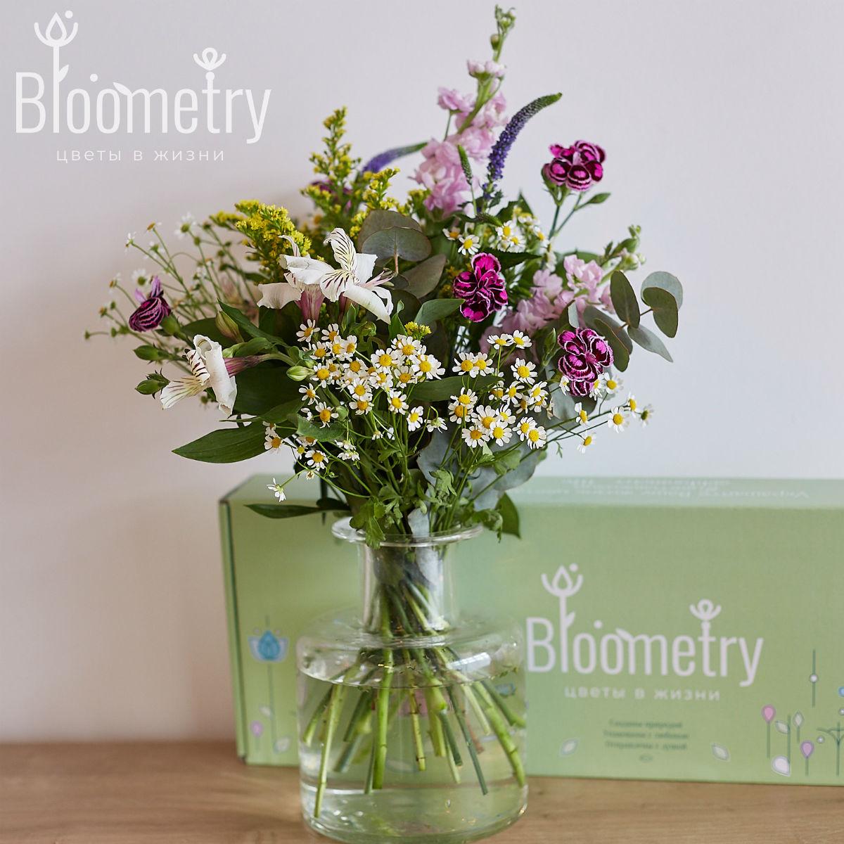 Bloometry Box «Летний прованс» фото